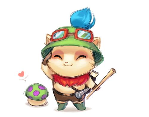 Some LoL chibis and cosplay | shinyanimeprincess