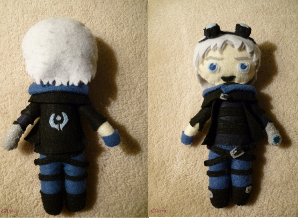 frosted ez plushie