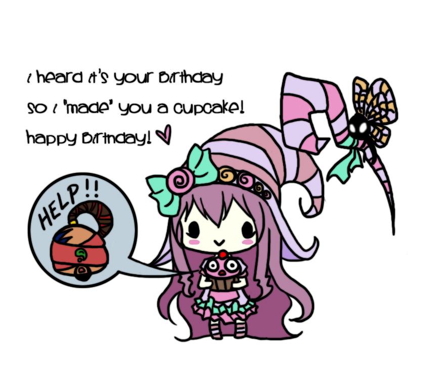 Birthday Gif Shinyanimeprincess