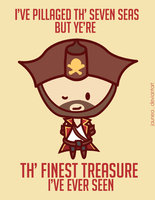 chibi gangplank treasure