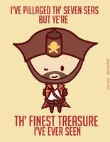 chibi gangplank treasure